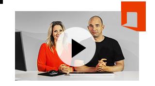 Arbeta effektivt i molnet med Office 365-portalen (Inspelning pågår)